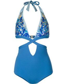 Floral Rhapsody Swimsuit