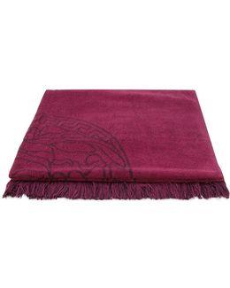 Medusa Palazzo Towel