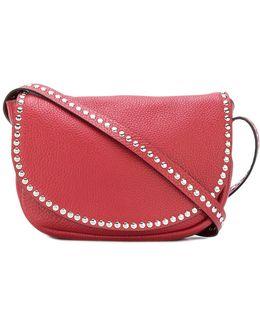 Small Studded Shoulder Bag