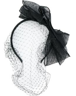 Hessian Bow Hairband
