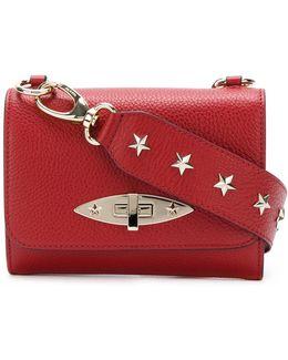 Shoulder Bag With Stars