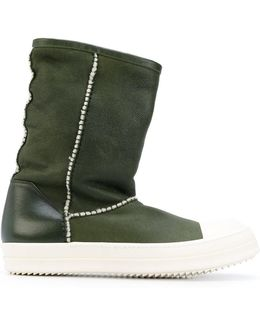 Sneaker-style Boots