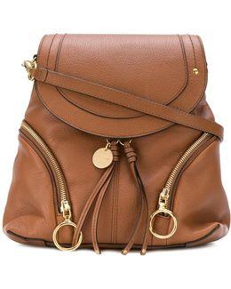 Hoop Flap Backpack