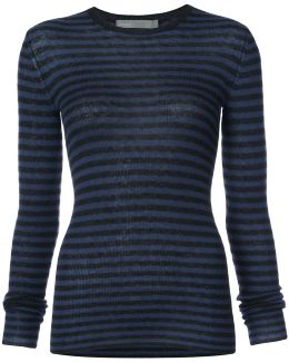 Cashmere Fitted Top