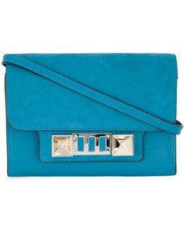 Blue Ps11 Wallet Bag