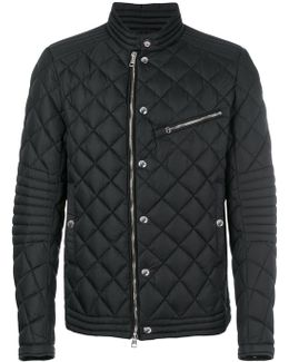 Fred Quilted Shell Jacket