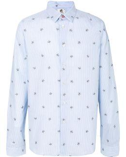 Striped Astronaut Shirt