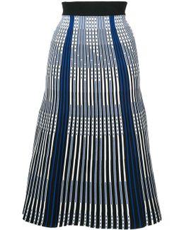 Flared Sulham Skirt