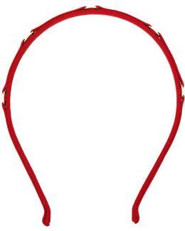 Logo Engraved Hairband