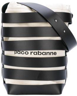 Strap Detail Bucket Bag