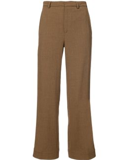 Classic Tailored Trousers