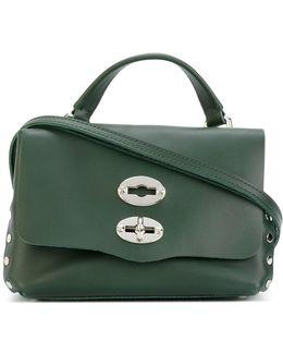 Stud Detail Cross Body Bag