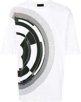 Titan Vinyl Print T-shirt