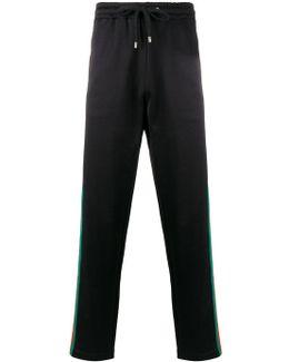 Web Track Pants