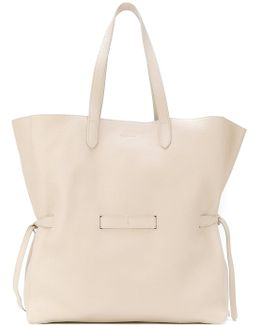 Belted Shopping Bag
