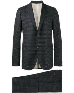 Dotted Suit