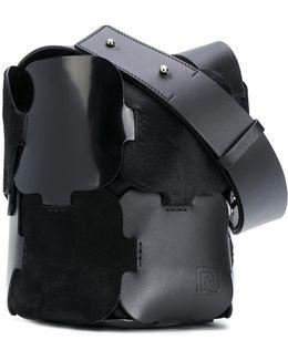 Hobo Puzzle Small Bucketbag
