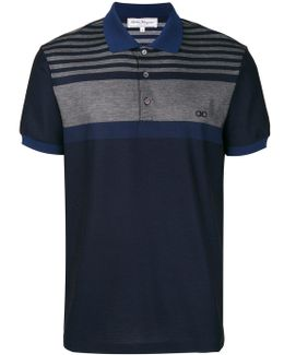 Button Front Polo Shirt