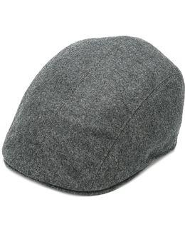 Adjustable Flat Cap