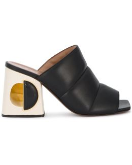 Sabot Mule Sandals