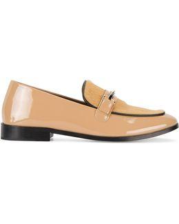 Melanie Pony Skin Loafers