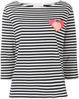 Heart Striped Top