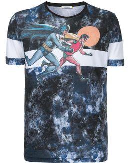 Batman Print T-shirt
