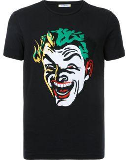 Joker Print T-shirt