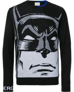 Batman Intarsia Jumper