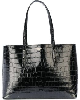 Textured Oversized Tote