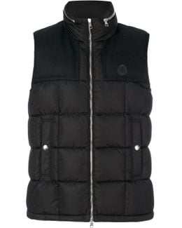 Gui Quilted Vest