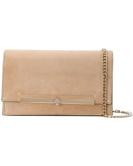 Twist-lock Clutch Bag