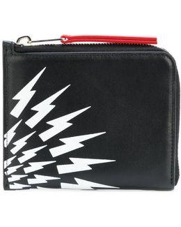 Lightning Print Wallet