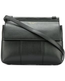 Flap Closure Crossbody Bag