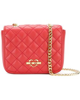 Chain Quilted Shoulder Bag