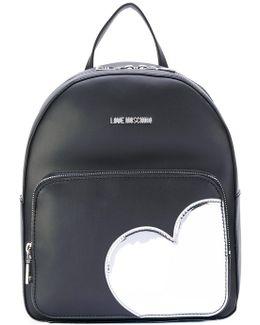 Heart Patches Backpack