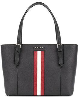 Saffiano Shopping Bag