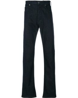 Loose-fit Bootcut Jeans
