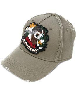 Lumberjack Patch Baseball Cap