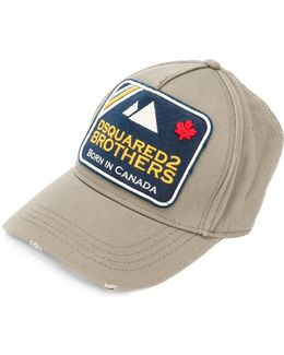 Brothers Patch Baseball Cap