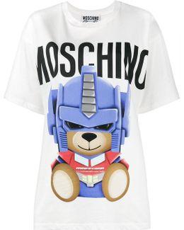 Transformer Teddy T-shirt