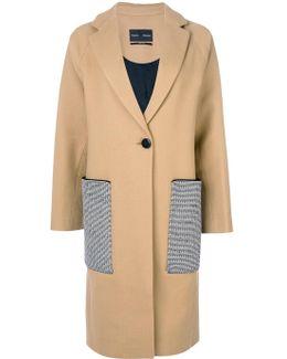 Statement Pocket Oversized Coat