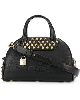 Stud Rounded Tote
