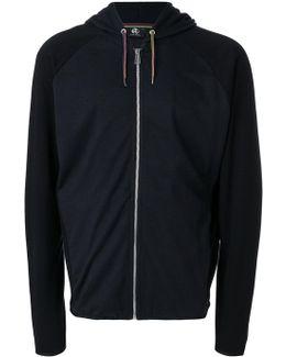 Zip Up Hooded Jacket