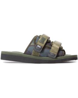 X Stussy Sandal