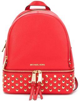 Rhea Studded Backpack