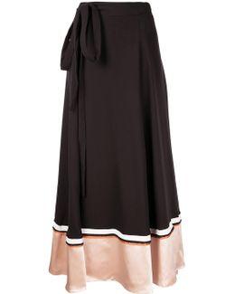 Full Panelled Skirt