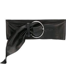 Buckled Waist Belt