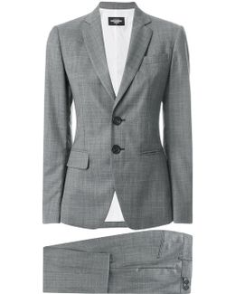 Cropped London Suit