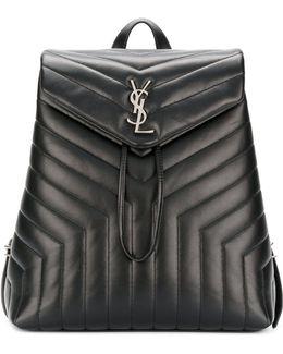 Medium Loulou Backpack